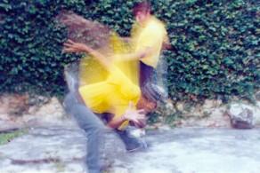 Jogo de Capoeira Angola