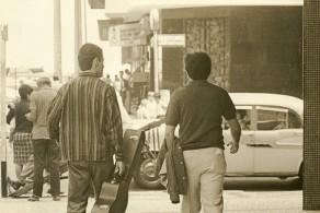 Roberto Freire e Chico Buarque