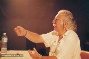 Palestra com Roberto Freire