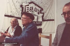 Roberto Freire com Jaime Cubero e Sérgio Norte