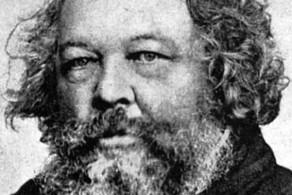 Mikail Bakunin, anarquista russo