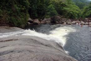 Cachoeira do Escorrega - Rio Preto