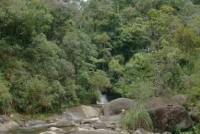 Subida do rio