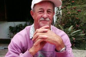 Seu Zé Ernesto, grande amigo do Roberto Freire e guia dos grupos de Soma durante muitos anos